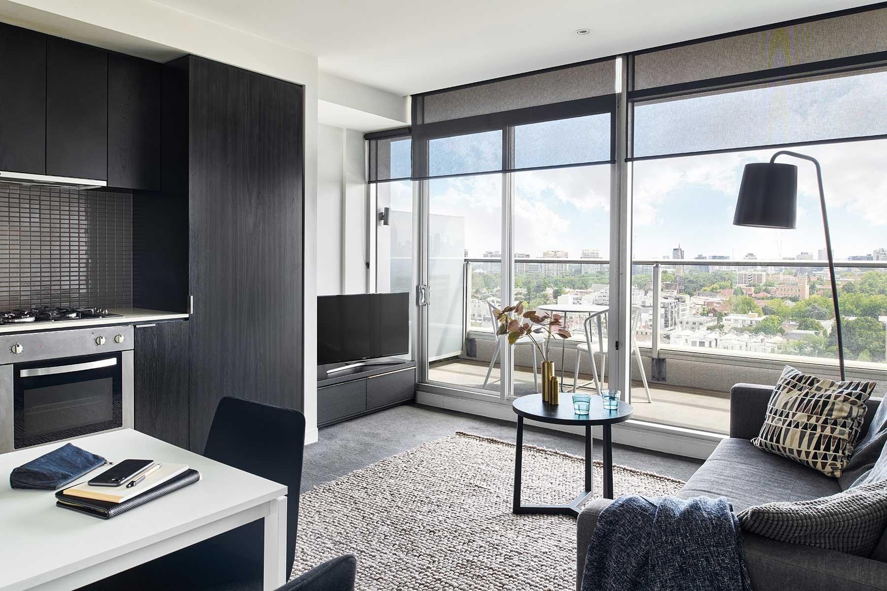 Serviced Apartment Hotels In Melbourne Brisbane Punthill