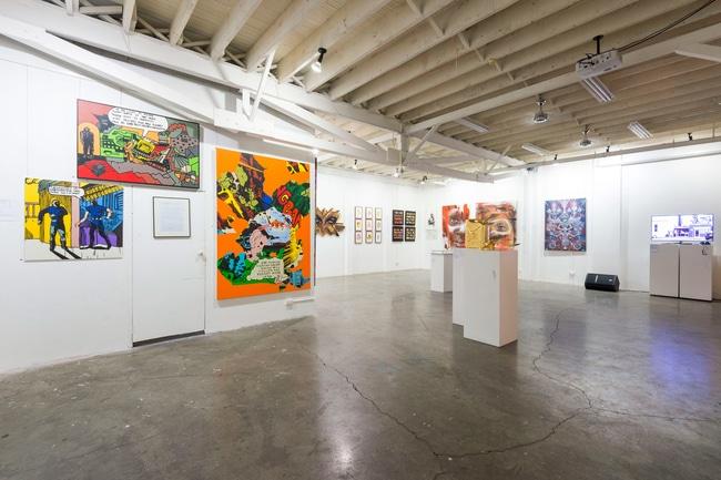 Local Art on Display at aMBUSH Gallery